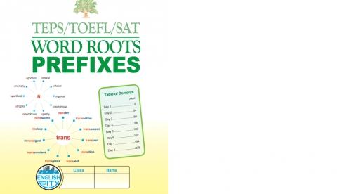 Word Roots PREFIX (접...